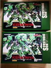 Gundam NZ-666 NEO-ZEON KSHATRIYA 2.0 GK Resin Conversion Kits 1:100