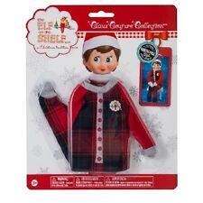 The Elf on the Shelf Couture: Fa-La-La Foot Pajamas for Boy or Girl Elf- NIP