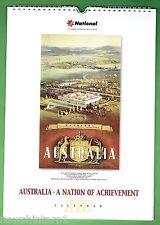 YEAR 2000 NATIONAL AUSTRALIA BANK CALENDAR