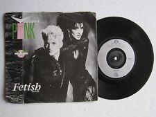 "VICIOUS PINK-FETISH/SPOOKY - 7"" 45 tr/min Vinyl Record"