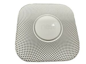 NEST PROTECT WIRED CARBON MONOXIDE SMOKE DETECTOR - Used.