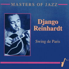 Django Reinhardt Swing De Paris Masters Of Jazz (Easy Going) Midget CD