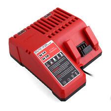For Milwaukee M18 18V Battery Charger 48-11-1850 Lithium 12 18 Volt Multi-V US