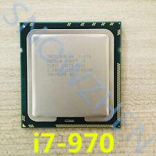 Intel Core i7-970 CPU Quad-Core 3.2 GHz 12 MB LGA 1366 SLBEU Processor