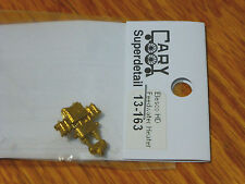 Cary #163 Elesco HD Feedwater Heater (Brass Casting) 1:87th Scale