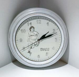 Maradona - D1OS - orologio da parete - napoli - argentina - Diametro 30 cm
