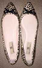 Brand new, Mia Limited Edition Leopard Flats - Size 6