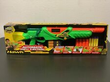 Air Warriors HAWK Rifle Blaster Shell Ejection Buzz Bee Toy Darts Shells FREE SH