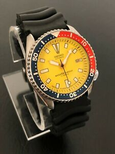 Vintage Seiko 7002-7000 Men's Diver Watch