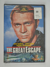 The Great Escape, 1963 Steve Mcqueen (Dvd, Widescreen) New Sealed