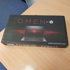 HP OMEN 15-ax009na Gaming Laptop, Intel Core i5, 8GB RAM, 1TB, Carbon Fibre Mes.