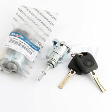 Front Left VW Door Lock Cylinder Key For Volkswagen Passat 1997-2005