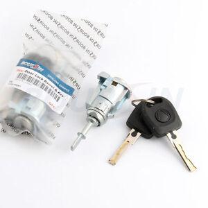 Front Left Door Lock Cylinder Key For VW Volkswagen Passat 1997-2005