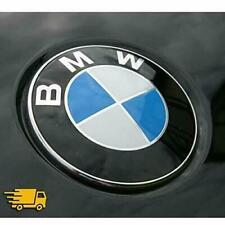 STEMMA BMW COFANO 82MM LOGO EMBLEMA FREGIO ANTERIORE / POSTERIORE