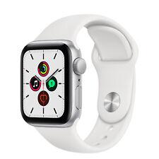 Apple Watch Series 3 GSP, 42mm Silver Aluminium Case White Sport Band- MTF22LL/A