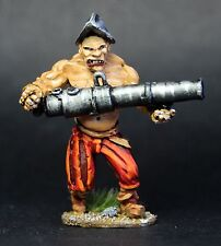Ogre with Cannon Warhammer Fantasy Armies 28mm Unpainted Wargames