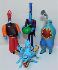 McFarlane Toys The Beatles The Yellow Submarine Creatures Series 2 Loose