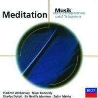 MEDITATION  CD NEW!