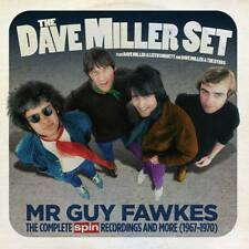 Dave Miller Set Mr Guy Fawkes New Zealand Oz Pop Psych cd 1967-1970 new & sealed