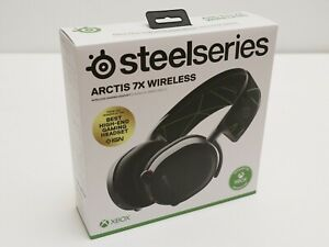 NEW STEELSERIES ARCTIS 7X Wireless Gaming Headset Xbox Series X FAST SHIP