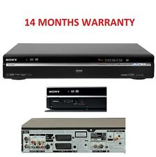 Sony Region Free RDR-HXD870/HXD1070 Limited Edition 500GB DVD Recorder Freeview