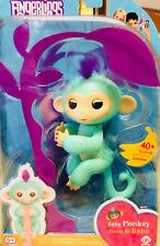 MIB Fingerlings Monkey Zoe on Sophie card TRUE error, Only ONE I've Seen