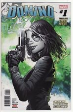 DOMINO #1,2,3,4,5,6 Marvel Comics SET + 2ND PRINT VARIANT Deadpool X-Force Cable