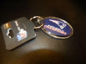 NFL New England Patriots Super Bowl LI Champions WinCraft Acrylic Key Chain/Ring