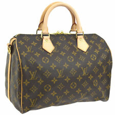 LOUIS VUITTON SPEEDY 30 BANDOULIERE 2WAY HAND BAG MONOGRAM M40391 DU1121 AK35667