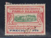VIÑETA POLITICA REPUBLICANA .   AFINET 637 *