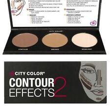 City Color Contour Effects 2 Palette 2 -Contour, Bronze & Highlight -Simply Chic