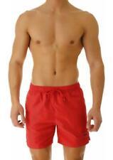 Costume-Swimwear uomo Calvin Klein KM0KM00296 - medium drawstring - Red 654
