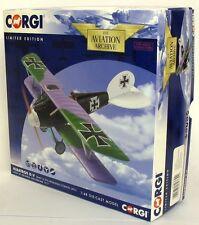 CORGI AA37807 Albatros D. Va, 2049/16 LTN Hermann Goering Jasta 27-carton Fresh