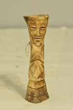 African lega Bone Fetish Fertility Zaire Lega Bone Figure