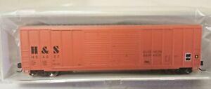 Hartford & Slocomb Railroad FMC 50' DD Box 4027 Athearn 17571 N Scale Free Ship