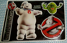 Ghostbusters Slimer Edition Large Puffy Stickers From The Video Game New