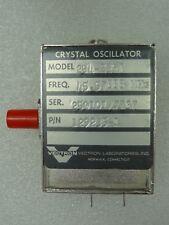 Vectron Model: 254-2357 Crystal Oscillator P/N: 129235-1 45.57888 MHz