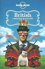Lonely Planet British Language & Culture *IN STOCK IN MELBOURNE - NEW*