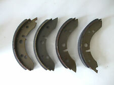 MORRIS Minor Traveller REAR BRAKE SHOES SET   (1948- 71)