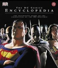 The DC Comics encyclopedia by Scott Beatty (Hardback)