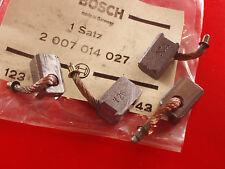 BOSCH • NOS Starter Brush Set Sachs Wankel Hercules Moto Guzzi Benelli Vintage