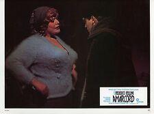 FEDERICO FELLINI AMARCORD 1973 PHOTO ANCIENNE VINTAGE LOBBY CARD N°3
