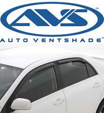 AVS 194535 In-Channel Window Deflector Ventvisor 4-Piece 2013-2017 Honda Accord