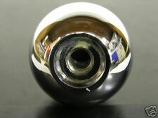 Chrome 3/8 Shift Knob Ball For Hurst & other 3/8 Shifters