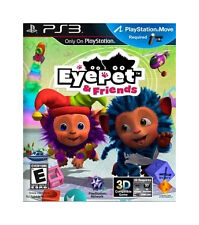 Brand New Factory Sealed EyePet & Friends  (Sony Playstation 3)24 Hour Shipping