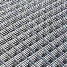 Suregreen 434446 8ft x 4ft Welded Mesh Galvanised Steel Wire - 2 Pack