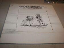 ANDRE WATTS LEONARD BERNSTEIN NY PHIL TCHAIKOVSKY LP NM Columbia AL33071 1974