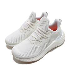 adidas Alphaboost White Silver Men Women Running Shoes  EF1182