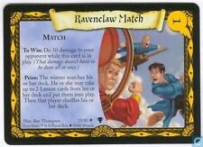 Harry Potter TCG Quidditch Cup Ravenclaw Match 23/80