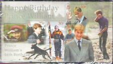 South Georgia Miniature Sheet 2000 Prince William's 18th Rare Mint Collectable